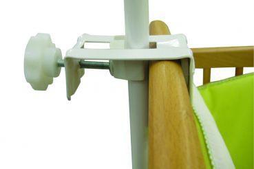 Kardinapuu võrevoodile klambritega