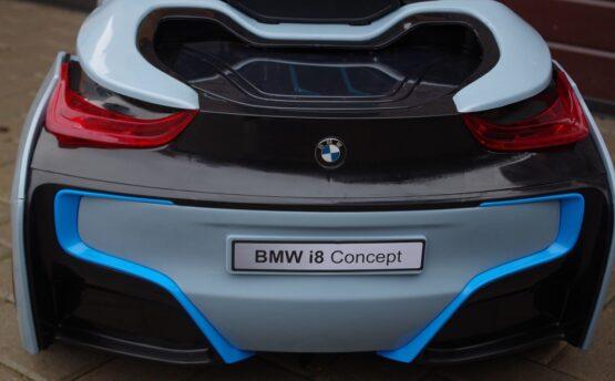 ELEKTRIAUTO BMW i8
