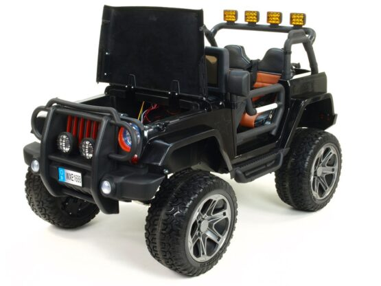 MONSTER JEEP 2,4G 4X4 VEDU -MUST