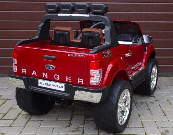 FORD RANGER 2,4G 4x4 VEDU - PUNANE LAKITUD