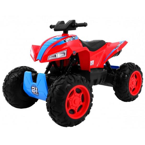ELEKTRILINE ATV SPORT 4X4-PUNANE