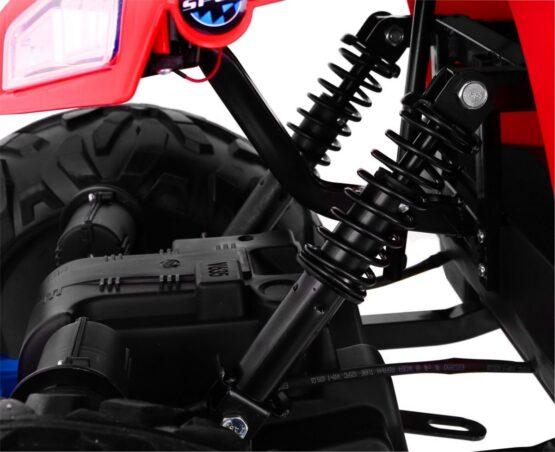 ELEKTRILINE ATV SPORT 4X4 - PUNANE