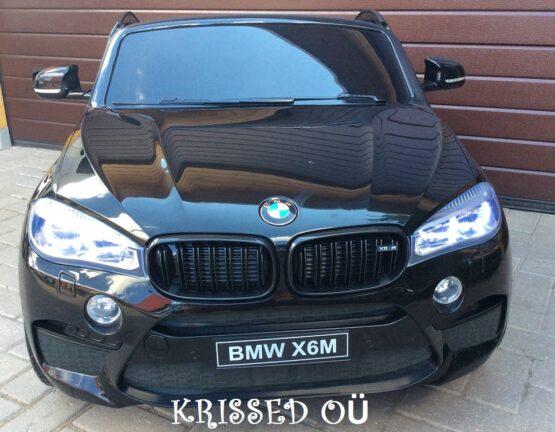 KAHEKOHALINE BMW X6M - MUST