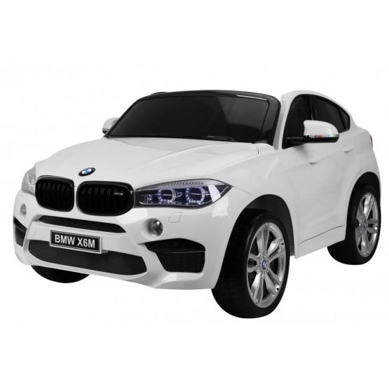 KAHEKOHALINE BMW X6M – VALGE