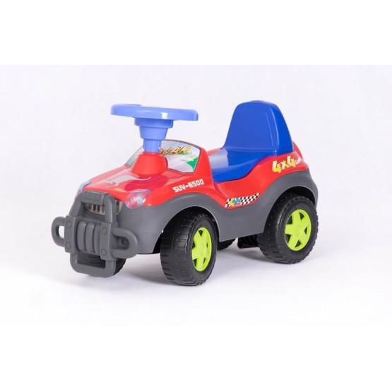 TÕUKEAUTO SUV TOLOCAR –  PUNANE