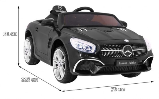 MERCEDES-BENZ SL400 MUST