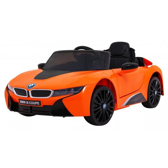 ELEKTRIAUTO BMW I8 ORANŽ