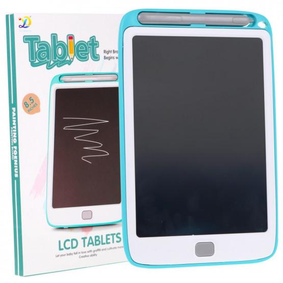 LCD JOONISTUSTAHVEL 8.5″ -VALGE